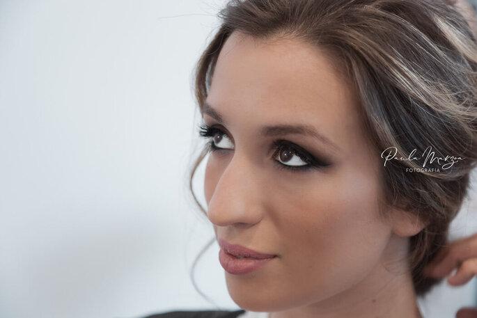 Maquillaje de novia Garçon estilismo